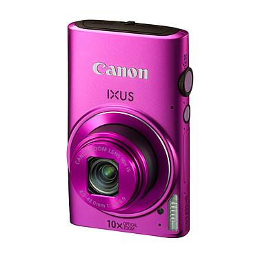 Avis Canon IXUS 255 HS Rose