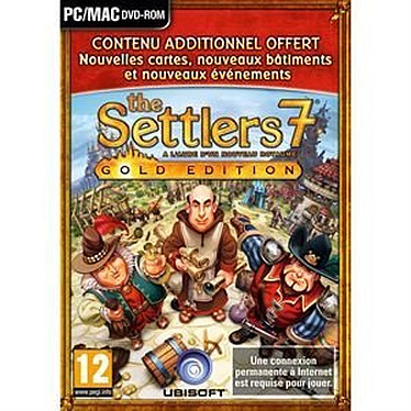 The Settlers 7 Gold Edition (PC/Mac)