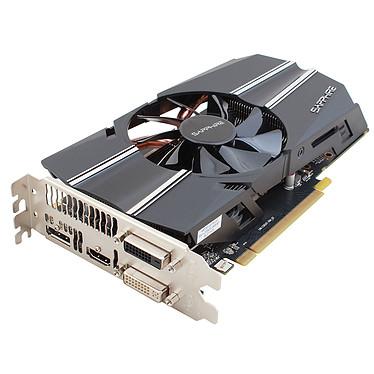 Sapphire Radeon HD 7790 1 Go 1 Go Dual DVI/HDMI/DisplayPort - PCI Express (AMD Radeon HD 7790)