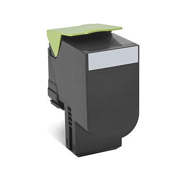 Lexmark 802SK - 80C2SK0 Toner Noir Programme Retour (2 500 pages à 5%)