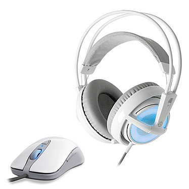SteelSeries Frost Blue Gaming Kit