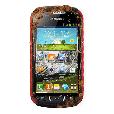 Samsung Galaxy Xcover 2 Black Red GT-S7710
