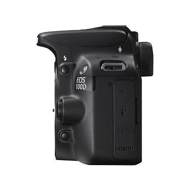 Avis Canon EOS 100D