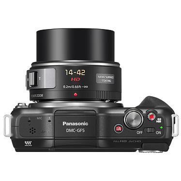 Avis Panasonic DMC-GF5X Noir + Objectif Power Zoom 14-42 mm