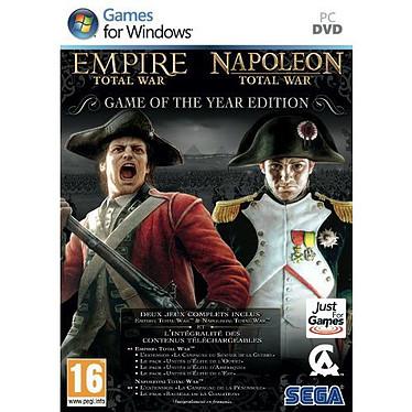 Empire : Total War + Napoleon : Total War GOTY (PC)