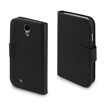 Avis xqisit Folio Wallet Noir Samsung Galaxy S4