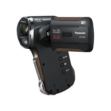 Panasonic HX-WA30 Noir Caméscope vertical Full HD Carte mémoire étanche 10 m