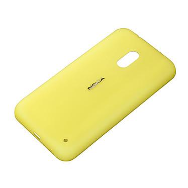 Nokia Hard Cover CC-3057 Jaune Coque de protection rigide pour Nokia Lumia 620