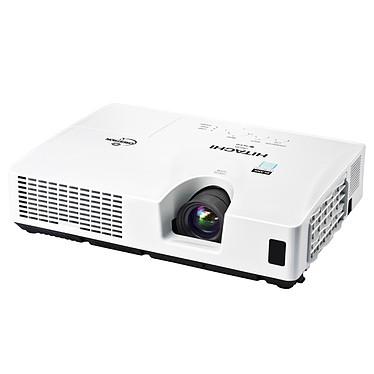 Hitachi CPWX12WN Vidéoprojecteur 3LCD WXGA 2600 Lumens (garantie constructeur 3 ans / lampe 6 mois)