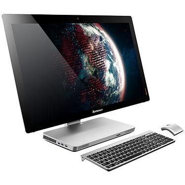"""Lenovo IdeaCentre A520 (VEZ1RFR) Intel Core i3-3110M 4 Go 1 To LED 23"""" Tactile Graveur DVD Wi-Fi N/Bluetooth Webcam Windows 8 64 bits"""