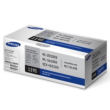 Samsung MLT-D119S Toner Noir (2 000 pages à 5%)