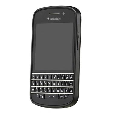 BlackBerry Hard Shell Noir pour BlackBerry Q10  Coque de protection pour BlackBerry Q10