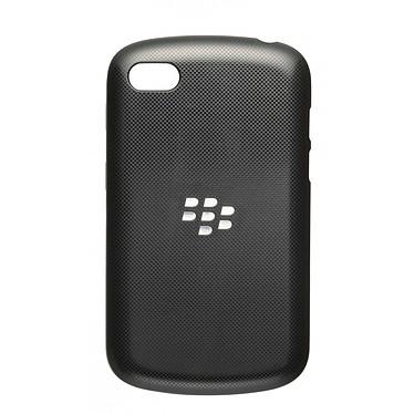 Avis BlackBerry Hard Shell Noir pour BlackBerry Q10