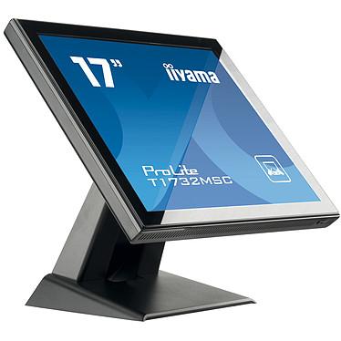 "iiyama 17"" LCD Tactile - ProLite T1732MSC pas cher"