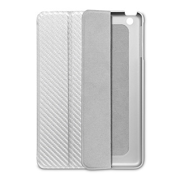 Cooler Master Wake Up Folio Carbon Texture Silver White for iPad mini