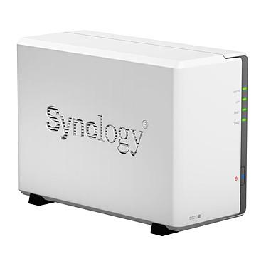 Synology DiskStation DS213j Barebone Serveur NAS 2 baies