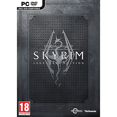 The Elder Scroll V : Skyrim  Legendary Edition (PC)
