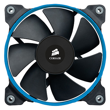 Corsair Air Series SP120 PWM Quiet Edition High Static Pressure Ventilador silencioso con carcasa PWM 120 mm
