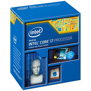 Intel Core i7-4770K (3.5 GHz) Processeur Quad Core Socket 1150 Cache L3 8 Mo Intel HD Graphics 4600 0.022 micron (version boîte - garantie Intel 3 ans)