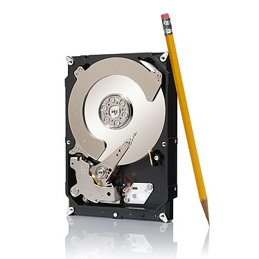 Seagate Enterprise Capacity 3.5 HDD Encryption 2 To pas cher