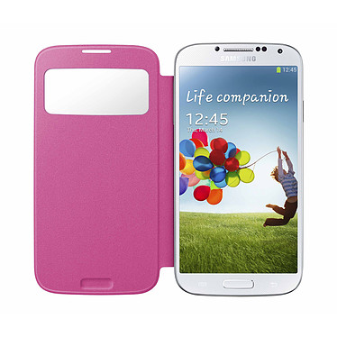 Avis Samsung S-View Rose Samsung Galaxy S4