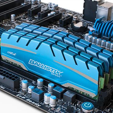 Acheter Ballistix Sport XT 8 Go (2 x 4 Go) DDR3 1600 MHz CL19