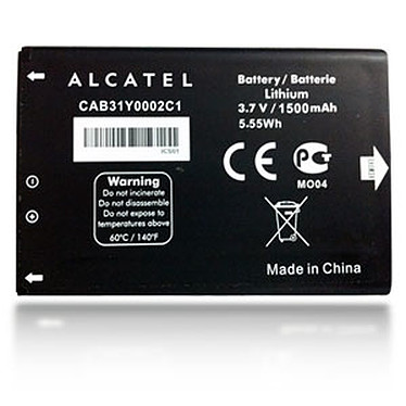 Alcatel One Touch BY75 Batterie 1500 mAh pour Alcatel One Touch 995/996