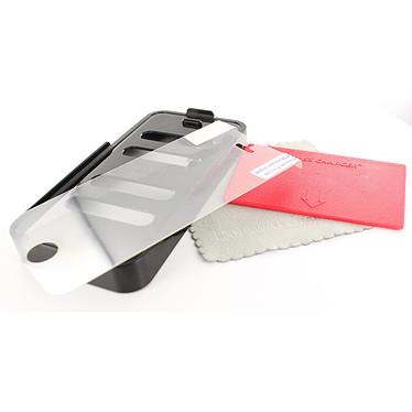 Swiss Charger EasyFit Lot de 2 films protège écran + applicateur pour iPhone 5