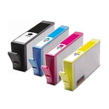 LDLC pack économique compatible HP 364 XL (BK + C + M + Y)