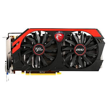 Avis MSI GeForce GTX 770 Twin Frozr GAMING OC 2GB