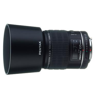 Pentax  smc D FA 100 mm f/2,8 Macro Pentax  smc D FA 100 mm f/2,8 Macro - Objectif Macro 1:1
