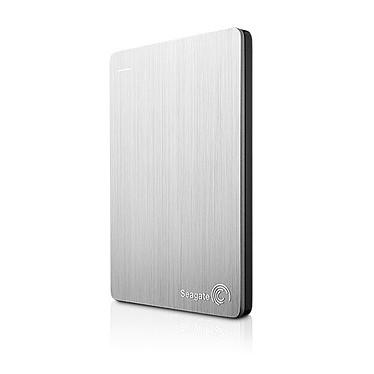 Seagate Slim 500 Go Argent (USB 3.0)