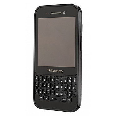 Avis BlackBerry Soft Shell Black Translucent (ACC-54693-201)