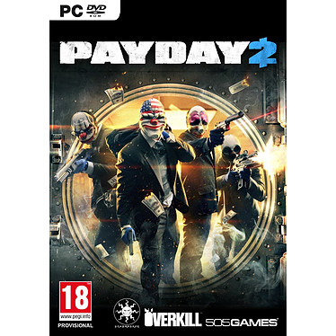 Pay Day 2 (PC)