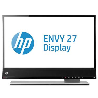"""HP 27"""" LED - Envy 27 (C8K32AA) 1920 x 1080 pixels - 7 ms (gris à gris) - Format large 16/9 - Dalle IPS - HDMI - DisplayPort - Noir"""