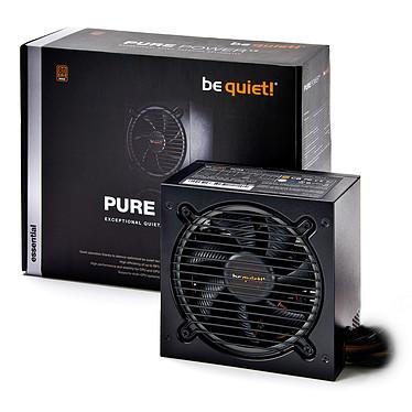be quiet! Pure Power L8 600W 80PLUS Bronze Alimentation 600W ATX 12V 2.4 / EPS 12V 2.92 (Garantie 3 ans constructeur) - 80PLUS Bronze