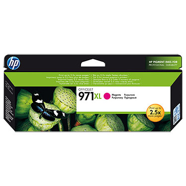 HP Officejet 971XL - CN627AE - Cartouche d'encre magenta