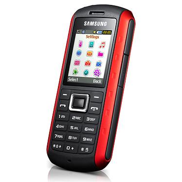 """Samsung """"Solid"""" GT-B2100i Rouge Cerise"""