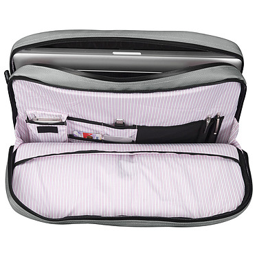 Avis SmartSuit Briefcase Gris