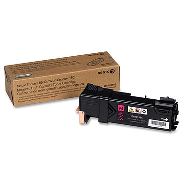 Xerox 106R01595 Toner Magenta (2500 pages à 5%)