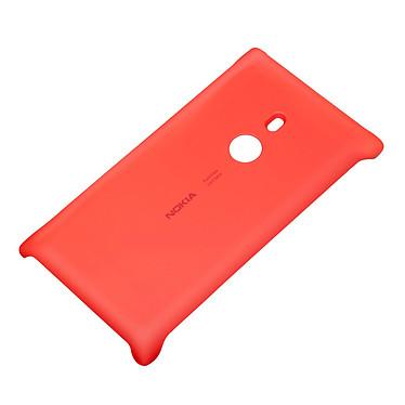Nokia Wireless Charging Cover CC-3065 Rouge Coque de chargement sans fil pour Nokia Lumia 925