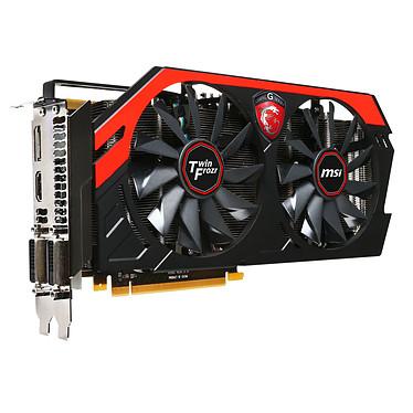 Avis MSI GeForce GTX 760 Twin Frozr GAMING 2GB