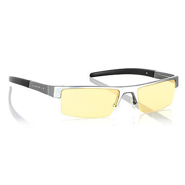 GUNNAR Epoch (Gunmetal) Lunettes de confort oculaire pour la bureautique