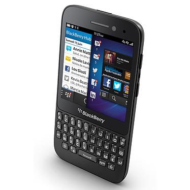 Acheter BlackBerry Q5 QWERTY Noir