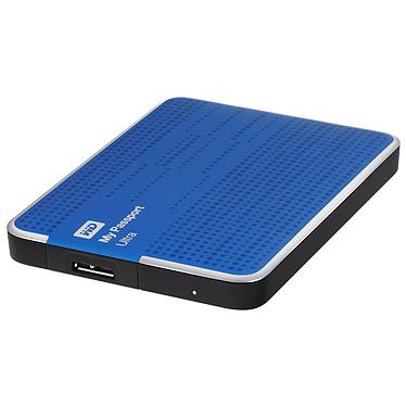 "WD My Passport Ultra 1 To Bleu (USB 3.0) Disque dur externe 2.5"" sur port USB 3.0 / USB 2.0"