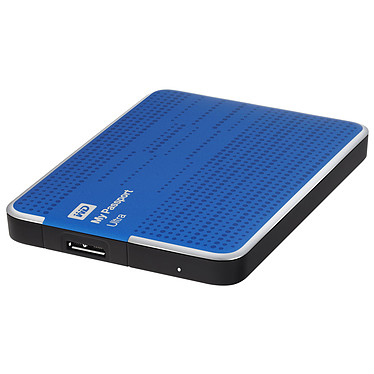 WD My Passport Ultra 2 To Bleu (USB 3.0)