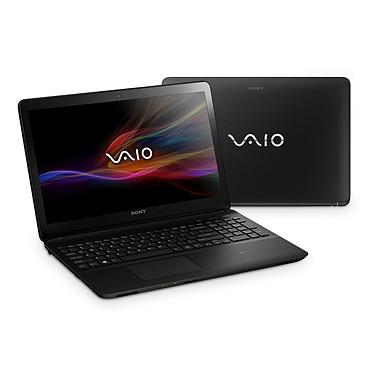 "Sony VAIO Fit E F1521T2E Intel Core i5-3337U 6 Go 750 Go 15.5"" LED Tactile NVIDIA GeForce GT 740M Wi-Fi N/Bluetooth/NFC Webcam Windows 8 64 bits"