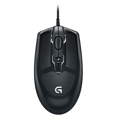 Logitech Optical Gaming Mouse G100s