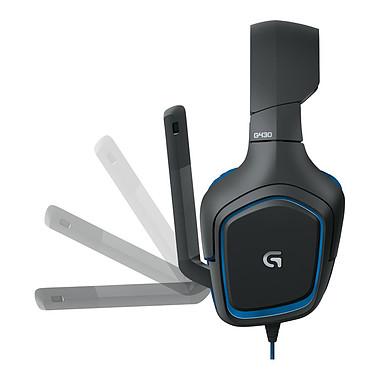 Avis Logitech G430 Surround Sound Gaming Headset
