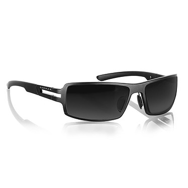 GUNNAR Lunettes Gamer RPG Onyx Grey Outdoor